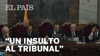 El juez MARCHENA: