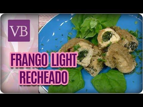 Frango Recheado Light - Você Bonita (14/03/18)