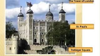 Презентация Путешествие по Лондону и его достопримечательности