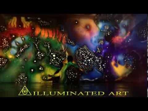 Illuminated Art - Performance Test 001