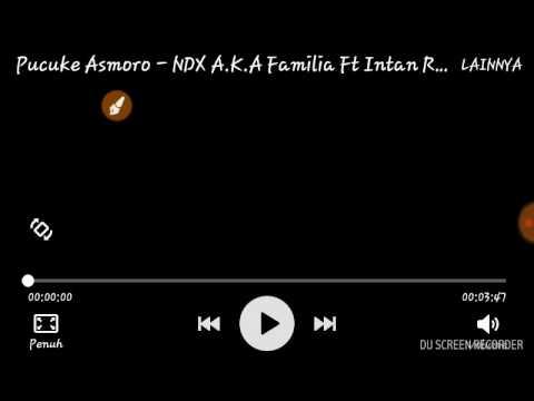 Lirik lagu ndx pucuke asmoro