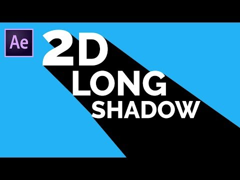Long Shadow in After Effect | After Effects Tutorial | Effect For You