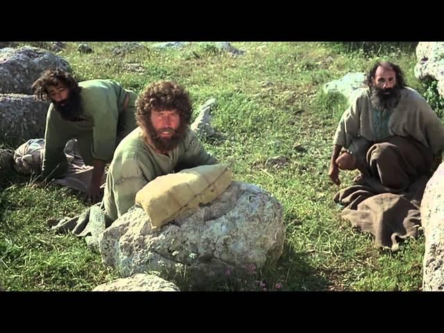 JESUS, (English), Jesus' Transfiguration