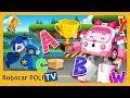 POLI Game   Let's learn Alphabet together!   for Kids   Robocar POLI