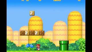 New Retro Mario Bros - Level 1 Music (New Super Mario Bros Song) - User video