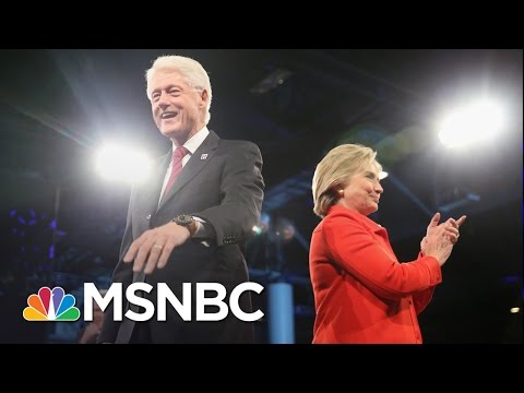 Clinton Foundation Preps For Change | Andrea Mitchell | MSNBC