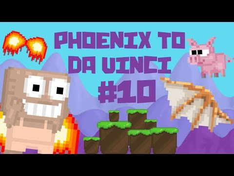 Growtopia - Phoenix To Da Vinci #10   PIGLET!!