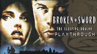 Broken Sword: The Sleeping Dragon (HD PC) Part 1