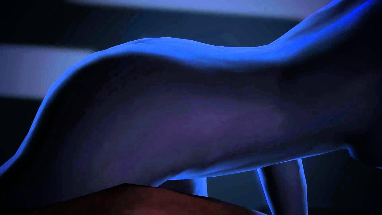 Mass effect 1 sex scene
