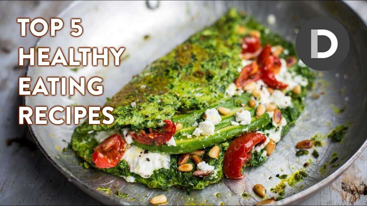 healthy eating recipes top 5 best healthy recipes 28855
