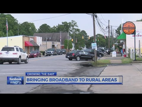 Eastern Carolina co-op looks to bring high speed internet to rural areas