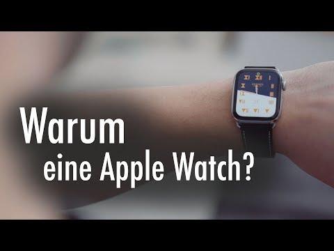Ich wollte nie eine Apple Watch - jetzt habe ich eine!