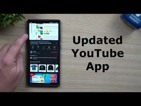 The YouTube App Just Updated! - EVERYTHING NEW (Nov 2020)