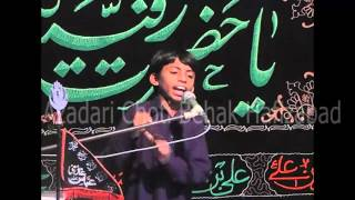 Zakar Zain Ali Notiq Choti Bheak Hafiz Abad 14 Muhram 2015 P02