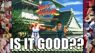 Street Fighter 30th Anniversary Collection - Online Gameplay and Impressions!
