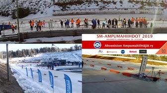 Ampumahiihdon SM 2019. Osa I.