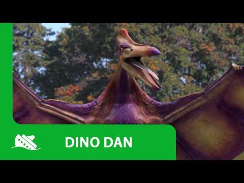 Dino Dan Quetzalcoatlus Promo