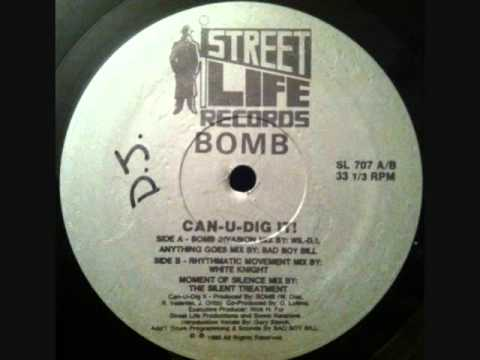 BOMB - Can-U-Dig It! (Rhythmatic Movement Mix By White Knight).wmv