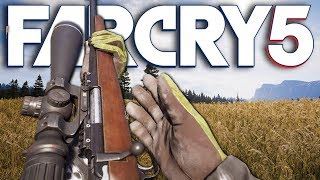 THE WORLD IS GONNA END TONIGHT (Far Cry 5 Free Roam)