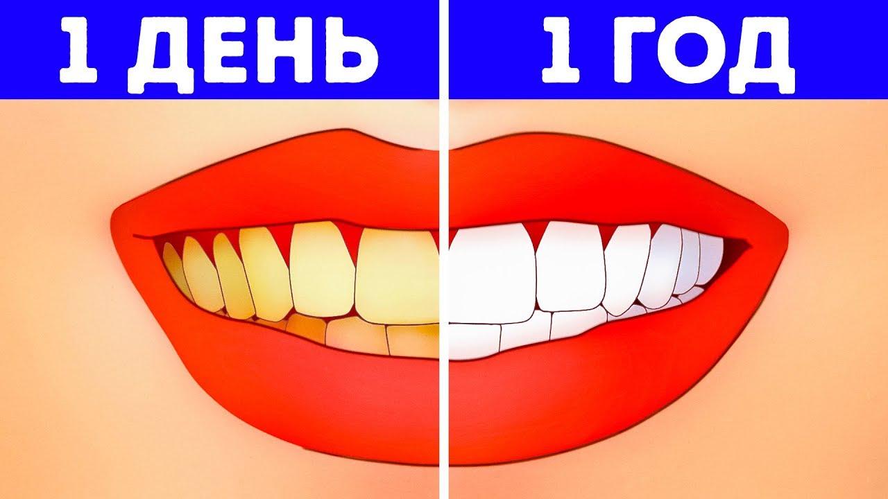 Что Будет, Если Не Чистить Зубы Год?
