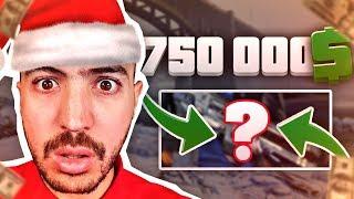 ÇA M'A COÛTÉ 750 000 DOLLARS ! thumbnail