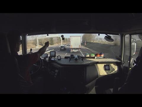 Reakció. M5 kamionbaleset.