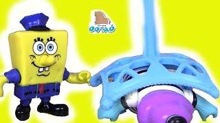 #Губка Боб Квадратные Штаны Мультик – ПЛОХИЕ СОСЕДИ! SpongeBob Bad Neighbors Set Мультики для Детей!
