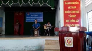 Trường Sơn Đông Trường Sơn Tây guitar cover