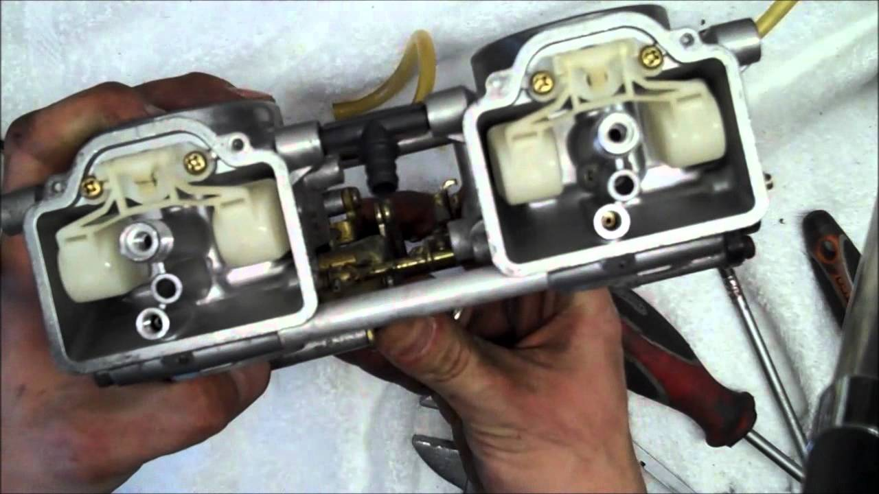 How To Clean Flat Slide Carburetors Youtube 2003 Polaris Wiring Diagram 600 Liberty