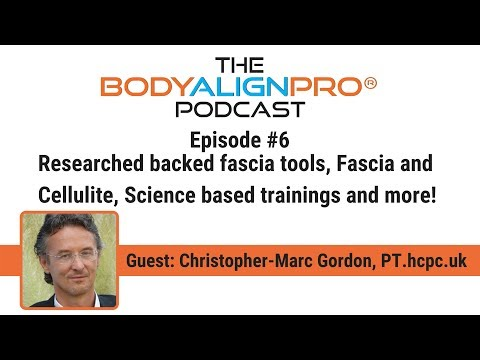 Episode #6 Fascia Release Tools, Cellulite, and much more!