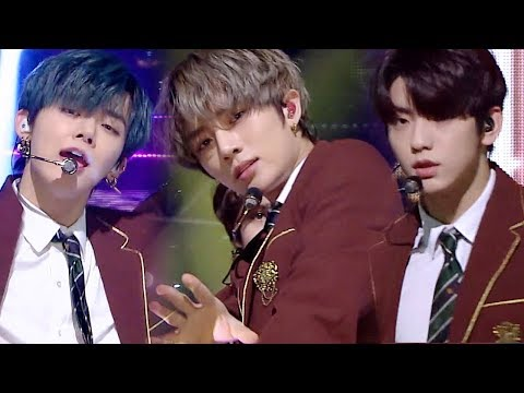 TXT - Run Away (9와 4분의 3 승강장에서 너를 기다려) [SBS Inkigayo Ep 1025]