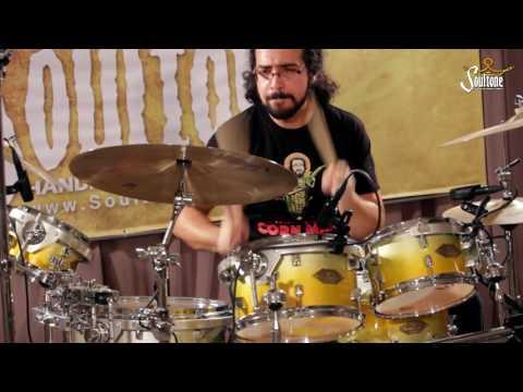 Soultone Cymbals - Charles Wiley   Corn Man