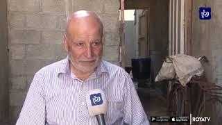 """في غزة.. سبعيني يكافح من أجل قوت يومه ببيع """"الترمس"""" (10/10/2019)"""