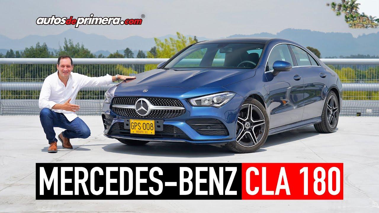 Mercedes CLA 2020, juvenil y deportivo | Prueba-Reseña