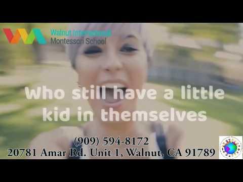 Walnut International Montessori Preschool Intro