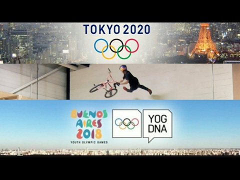 Freestyle BMX Is Now An Olympic Sport! (Men's & Women's) 2018 Summer Olympics/2020 Tokyo Olympics