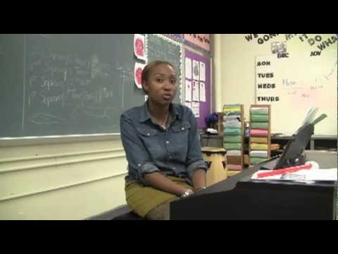 American History High School - Mrs. Dorcely Interview