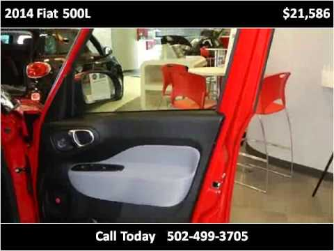 2014 Fiat 500L New Cars Louisville KY  YouTube