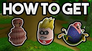 HOW TO GET THE KING COBREGG, JUNGLE FLOWER, AND SUPER EGGS! | ROBLOX: Egg Hunt 2018
