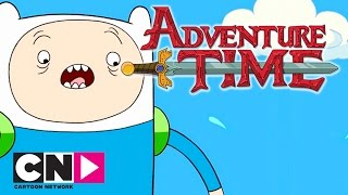 Äventyrsdags | Meer der Angst | The Cartoon Network