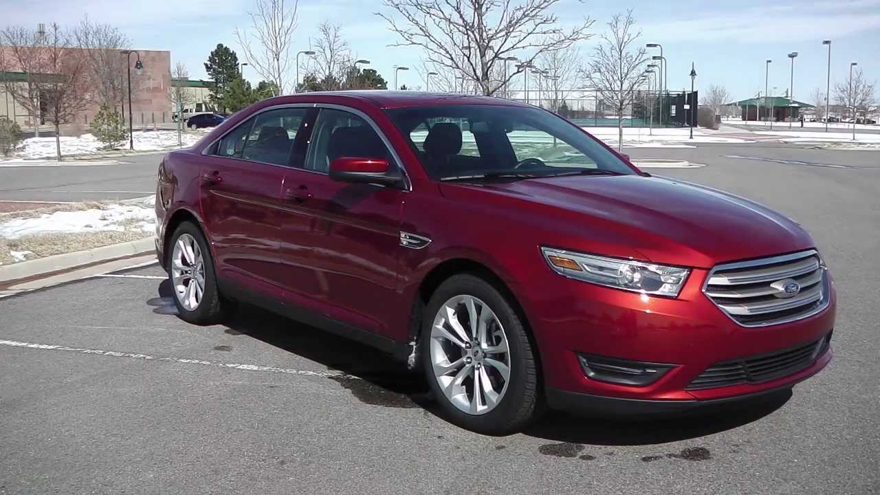 real first impressions video 2013 ford taurus sel all wheel drive awd youtube. Black Bedroom Furniture Sets. Home Design Ideas
