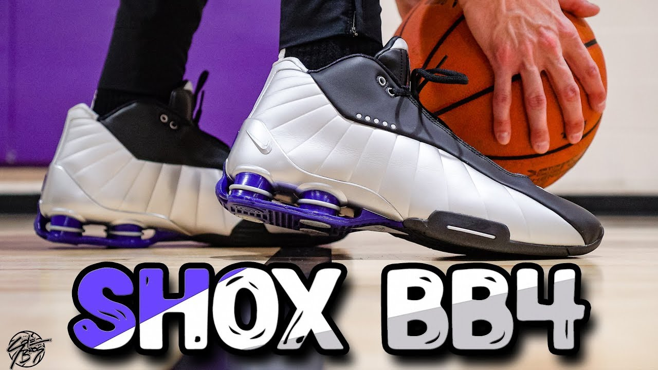 Does It Still Basketball? Nike SHOX BB4