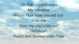 Man Of Sorrows - Hillsong (Lyrics Video)
