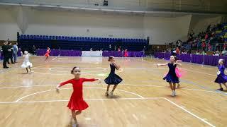 Майя Корженко, Діти Е соло, 1/2 фіналу, Kharkov Dance Award, 19 11 2017