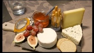 Dinner Party- Cheese Board