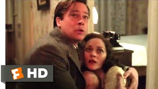 Allied (2016) - Bomber Crash Scene (7/10) | Movieclips