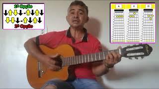 3 Acordes & Uma Batida Da Musica Chance & Princesa - [Amado Batista]