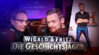 Wigald & Fritz - Die Geschichtsjäger | Kino Premiere Köln Vlog | Fritz Meinecke