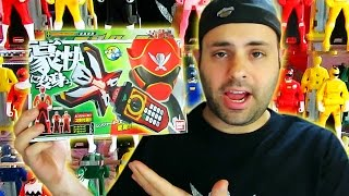 Gokaiger Mobirates In Stock? (Power Rangers Super Megaforce Morpher Japan)