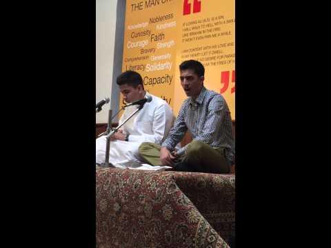 Mussale pe me ne qasida - Naqvi Brothers